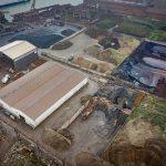 Aufbearbeitungsanlage Duisburg